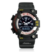 Rico Sordi Analog Round Dial Watch_Sport48 - Multicolor