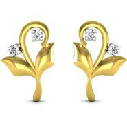Ag Real Diamond Sushmita Earrings_Agse0044y