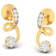 Kiara Sterling Silver Mayuri Earrings_5427e