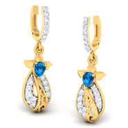 Kiara Sterling Silver Neha Earrings_6208e