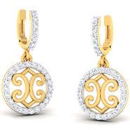 Kiara Sterling Silver Pranali Earrings_6294e