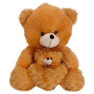 Kaku Loveable Mother & Baby Teddybear_DKK-22