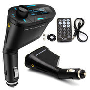 Aeoss Car Digital Mp3 Player Fm Transmitter Modulator