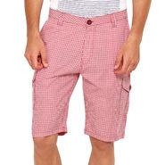 Wajbee Cotton Cargo Short For Men_Wma109 - Multicolor