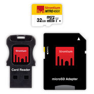 Strontium Nitro 32 GB SDHC Class 10 70 MB/s Memory Card