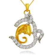 Spargz Brass Metal Pendant_Aip045