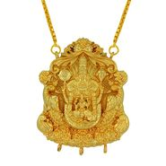Spargz Brass Metal Pendant_Tlpm33