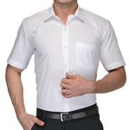 Being Fab Cotton Formal Shirt_Bfs16 - White