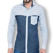 Printed Cotton Shirt_Gkfdsdbyt - Multicolor