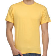 Rico Sordi 100% Cotton Tshirt For Men_Rnt016 - Yellow