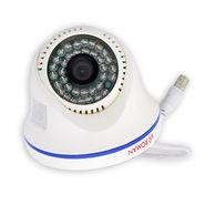 Roman 1.3 MP Dome IR Camera(36Ir/20Mtr.)