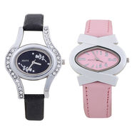 Pack of 2 Adine Wrist Watch For Women_AD50004
