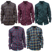Pack of 5 Cotton Shirts For Men_Shtpk5s