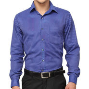 Copperline 100% Cotton Shirt For Men_CPL1180 - Blue