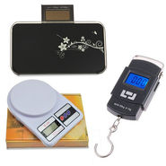 Combo Of 3 Multipurpose Digital Weighing Scales