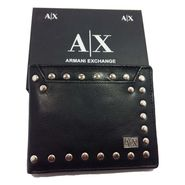 Stylish Wallet For Men_Armanibw - Black