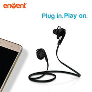 LiveTune Bluetooth Earphone With Mic (Black)