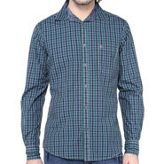 Crosscreek Full Sleeves Cotton Shirt For Men_1130315 - Multicolor