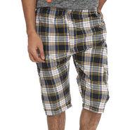 Fizzaro Cotton Capri For Men_Fzbc03 - Multicolor