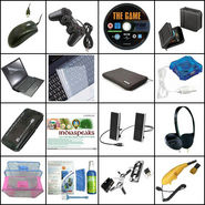 Combo of Amazing Laptop All-in-One Accessories (16)