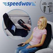 Speedwav Car/Home/Office Seat Heat Massager Back Support