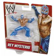 Mattel WWE Low Figure Rey Mysterio