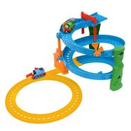 Mattel Thomas & Friends Thomas & Percy Raceway