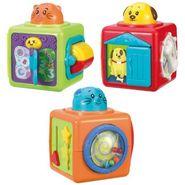 Winfun Stack N Play Activity Bloks-0613-Nl