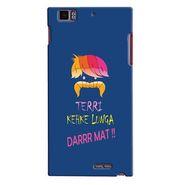 Snooky Digital Print Hard Back Case Cover For Lenovo K900 Td12185