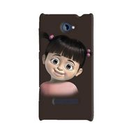 Snooky Digital Print Hard Back Case Cover For Htc 8s A620e Td12386