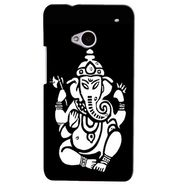 Snooky Digital Print Hard Back Case Cover For Htc One M7  Td12406