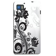 Snooky Digital Print Hard Back Case Cover For Lenovo K860 Td12484