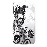Snooky Digital Print Hard Back Case Cover For Lenovo S920 Td12510