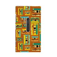 Snooky Digital Print Hard Back Case Cover For Nokia Lumia 920 Td12632