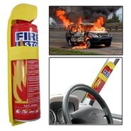 Car Fire Extinguisher with Stand - 500 mL