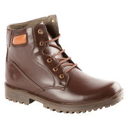 Bacca bucci Faux  Leather Boots 967 - Brown