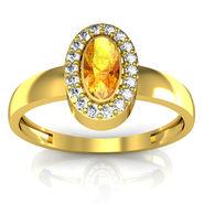 Ag Real Diamond Kerla Ring_AG003y