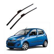 AutoStark Frameless Wiper Blades For Hyundai i-10 (D)22