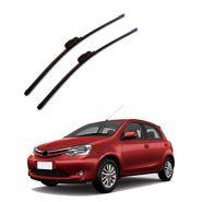 AutoStark Frameless Wiper Blades For Toyota Etios (D)22