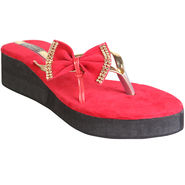 Azores Womens Red Sandals -Azf_16R