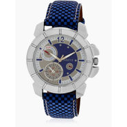 Adine Analog Wrist Watch_AD6014bb - Blue