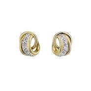 Ag Diamond Earrings - AGSE0138