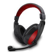 Amkette True Chat Boomer - Red & Black