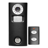 Annex  ANX14A Wireless Camera With Motion Alarm System - Black