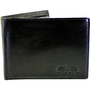 Arpera Leather Wallet for Men - Black_C11431-1
