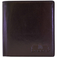 Arpera Leather Wallet for Men - Black_C11442-1