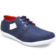 Bacca Bucci Canvas Blue Casual Shoes -Bbmb3009B