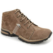 Bacca Bucci Suede Leather Tan Casual Shoes -Bbmb3036D