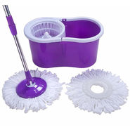 Brilliant Spin Mop-Purple_BMOPP8021