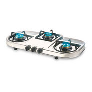 Bajaj Majesty CX 15D 3B SS Cooktop